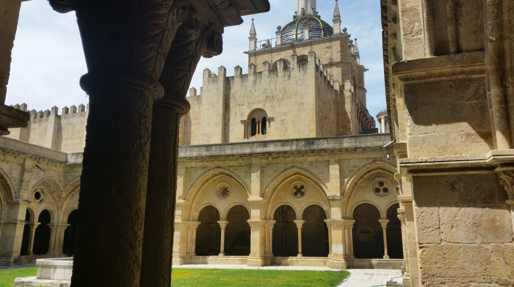 Coimbra cathedraal
